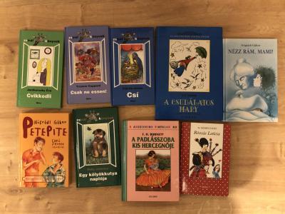 Ifjúsági könyvek